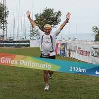 Interjú Gilles Pallaruelo ultrafutóval