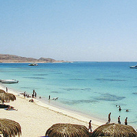 Hurghada utcáin