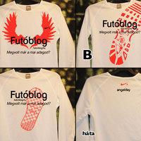 Itt a Futóblog póló! Milyen legyen?