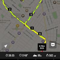 Valentin-napi belvárosi futás