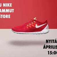 Ma 15:00-kor nyit a Mammutban az új Nike bolt – főleg a futóknak