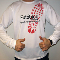 Elkészültek a Futóblog pólók