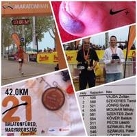 Maratonman eredmények