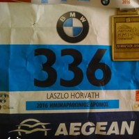Athén félmaraton 2016 - Ez nagyon kellett