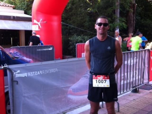Első félmaratoni versenyem - 2015-05-24 Kifissia félmaraton