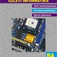 Me and my üzleti informatika tankönyv...