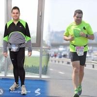 Utam az első félmaratonig, 1000 km futás, -40 kg