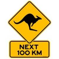 100 km tekerés