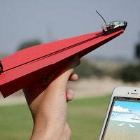 Így lesz a papírrepcsiből okostelefonnal irányítható drón
