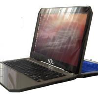 Szuper napelemes laptop: 2 óra töltéssel 10 óráig megy és 300 dolcsi az egész