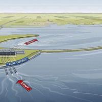 Az élet sója: így varázsolnak kék energiát a hollandok a folyó és a tenger találkozásánál
