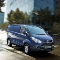 Gyártásban az új Ford Transit és Tourneo Custom