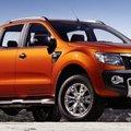Az új Ford Ranger továbbra is Európa legbiztonságosabb pickup-ja