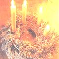 11.27. Adventi koszorúkészítés