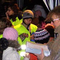 Képek a Márton napi lampionos felvonulásról