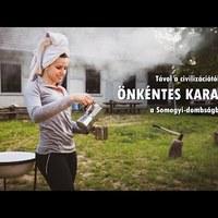 Távol a civilizációtól: Önkéntes karantén a Somogyi-dombságban