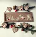 Karácsonyi ötletek divatos és hagyományos színekben