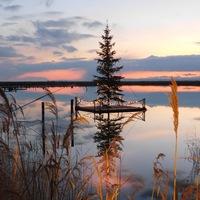 Lenyűgöző karácsonyi hangulat a Fertő tó túloldalán