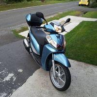 Meglett: Honda SH300 !