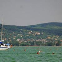 Balaton-átúszás 2007