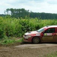 KARPACKIE - Groupama Rallye 2010. június 18-20. Bükfürdő GY5 Június 19. Hosszúpereszteg-Bögöte