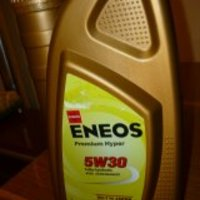 Eneos Premium Hyper 5W30, ENEOS vélemények, tapasztalatok