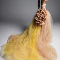 Vera Wang színes esküvői ruhái