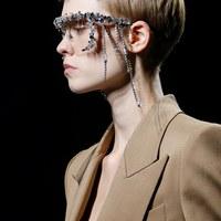 Egy valódi Givenchy-nő Párizsban
