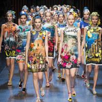 Dolce & Gabbana római vakációja