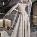 15 szupermenő és stílusos esküvői ruhaköltemény