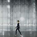 Mennydörgő vízesés és fényjáték a Saint Laurent bemutatóján