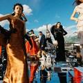 A Balmain exkluzív divatbemutatója a TikTokon