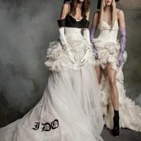 Vera Wang formabontó menyasszonyi ruhái