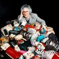 Judith Leiber, az ékszertáskák királynője