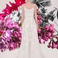Reem Acra romantikus esküvői ruhái