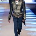 Extravagáns elegancia a Dolce & Gabbana kifutóján