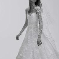 Elie Saab elbűvölő esküvői ruhái