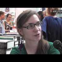 Anita a Könyvfesztiválon