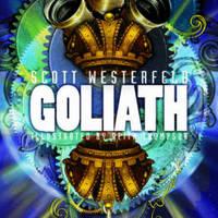 Breaking news: Scott Westerfeld Góliátja a Ciceró Kiadónál jelenik meg!