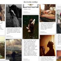 Az árulás csókja a Pinteresten