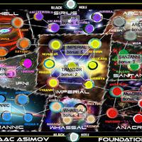 Alapítvány-térkép