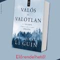 Előrendelhető Ursula K. Le Guin kétkötetes novellagyűjteménye
