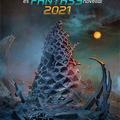Az év magyar science fiction és fantasynovellái 2021 - Borítómustra és tartalomjegyzék
