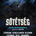 Hamarosan megjelenik a Sötétség: Huszonöt modern horrornovella