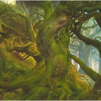 Újabb Mitágó-erdő illusztráció