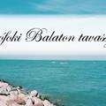 Siófoki Balaton tavasszal