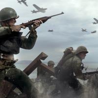 Béna vagy a Call of Duty: WWII-ben?
