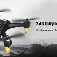 JJRC X3P - jóárasított drón kellemes képességekkel (kupon)