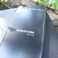 HOMTOM HT70 teszt - óriás akkumulátor és szokatlan külső
