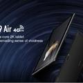 CHUWI Hi9 Air – Könnyed tablet 4G-vel (és B20-szal)
